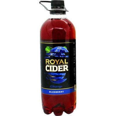 Royal Cider Kékáfonya ízű ital 1,0lx6