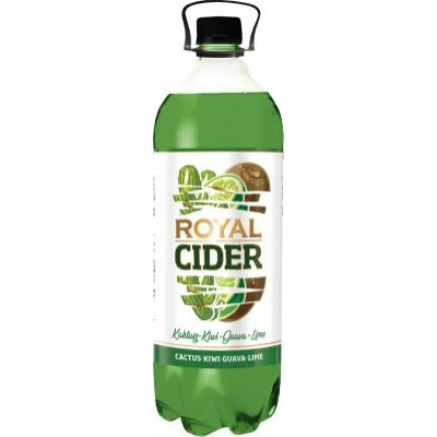 Royal Cider Kaktusz-Kiwi alk.it1,0lx6