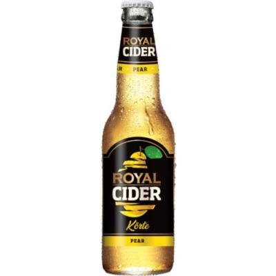 Royal  Cider Körte ízű alk.ital0,275l