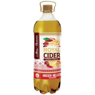 Royal Cider Alma-Narancs ízű   1,0lx6