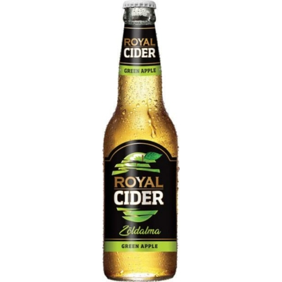 Royal  Cider Z.alma ízű alk.it.0,275l