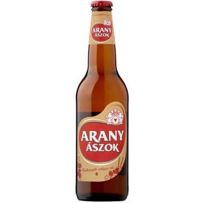 Arany Ászok sör 4,3%   20x0,5  üveges