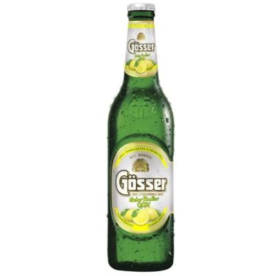 Gösser Natur Zitrone 0,0% 24x0,33üveg