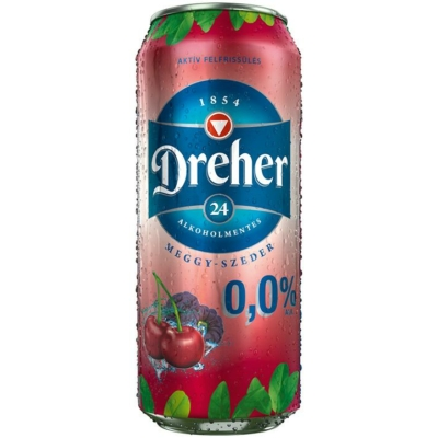 Dreher 24 Meggy-szeder 0% 24x0,5doboz