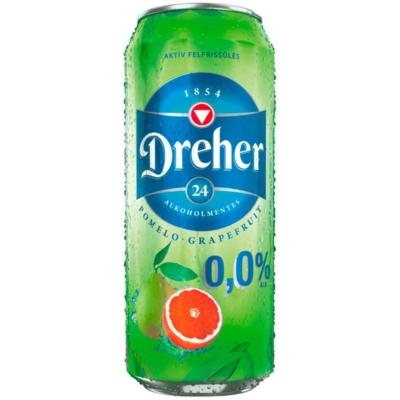 Dreher 24 Grapefruit0,0% 24x0,5 doboz