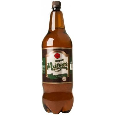 Hunyadi Mátyás világos sör4,0% 6x2PET
