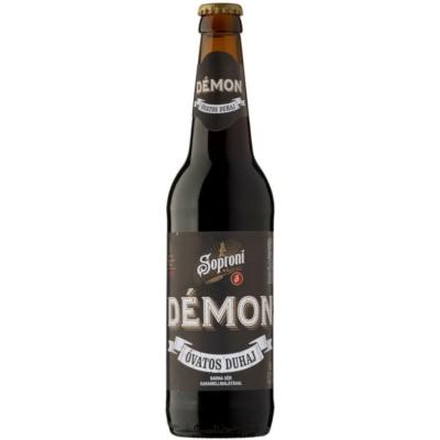 Soproni Fekete Démon   20x0.5 üveges