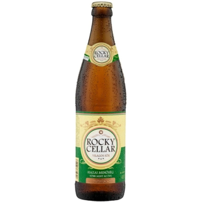 Rocky Cellar sör 4,0%  20x0,5l üveges