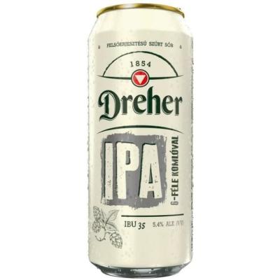 Dreher  IPA 5,4% minőségi 24x0,5doboz