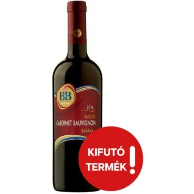 B.B.Cabernet Sauvignon száraz0,75lx166165 07