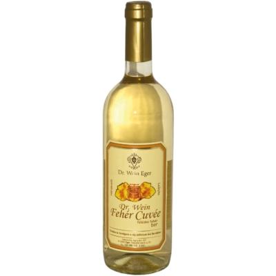 Fehér Cuvée félédes Dr.Wein  0,75lx1627.08.18