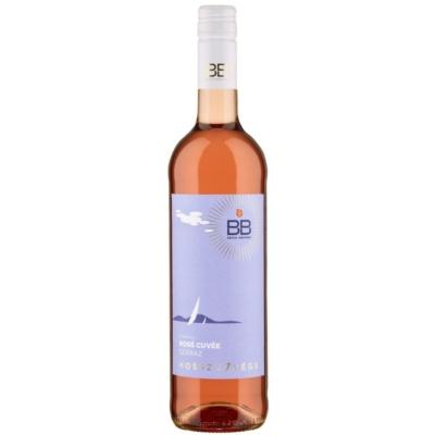 BB.Hosszú7 vége Rosé cuvée szára0,75lcsavarzáras
