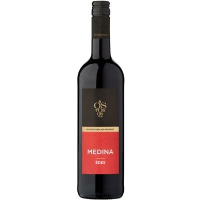 Egri Medina édes vörös csav.zár.0,75lOSTOROS L20021