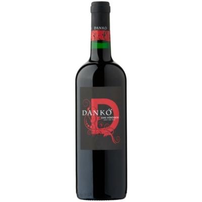 Dankó Édes vörös bor       0,75l  16# 2018.10.16